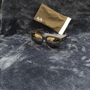 Quay Australia Mirrored Sunglasses